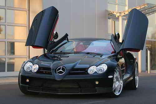 Brabus Mercedes SLR McLaren