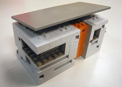 Lego Habitat