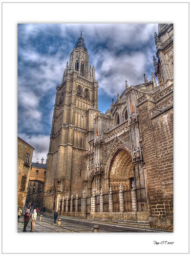 Catedral de Toledo, El Diablo Confesor