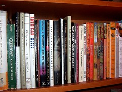 Bookshelf: Katherine Dunn, T.S. Eliot, Ploughs...