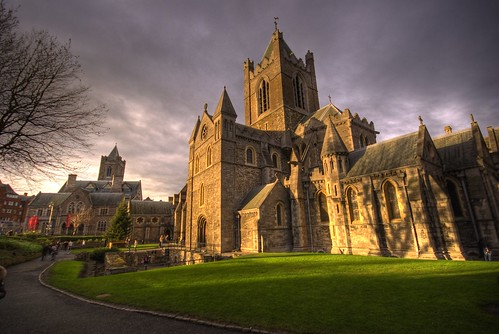 Christ Church Cathedral, Dublin por etrusia_uk (Away for a while).