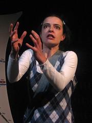(dogeyes) Tags: teatro spettacolo attrice recitazione espressioni civitadantino celestebrancato