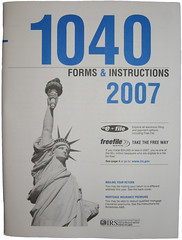 2007 1040 Instructions