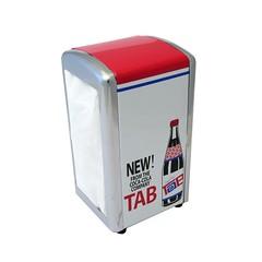 Retro TaB Napkin Dispenser