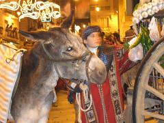 Y burricos acompaando (Castaer) Tags: espaa caballos nios alicante fuego 2008 disfraces burros balcn alcoy escaleras reyes mirra cabalgata regalos carroza incienso bailarinas baltasar melchor pajes portadores antorchas cabalgatareyesalcoy2008