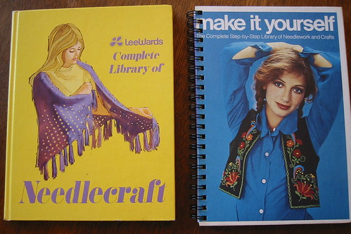 Needlecraft + make it yourself journal