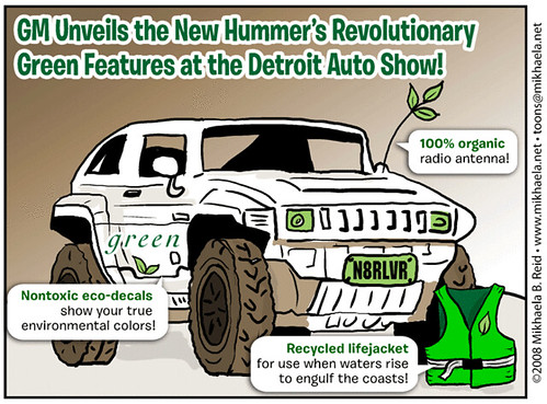 The New Green Hummer