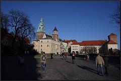 Wawel Castle (Dzwjedziak) Tags: castle geotagged wawel krakw cracow dzwjedziak geo:lat=50053667 geo:lon=19934124