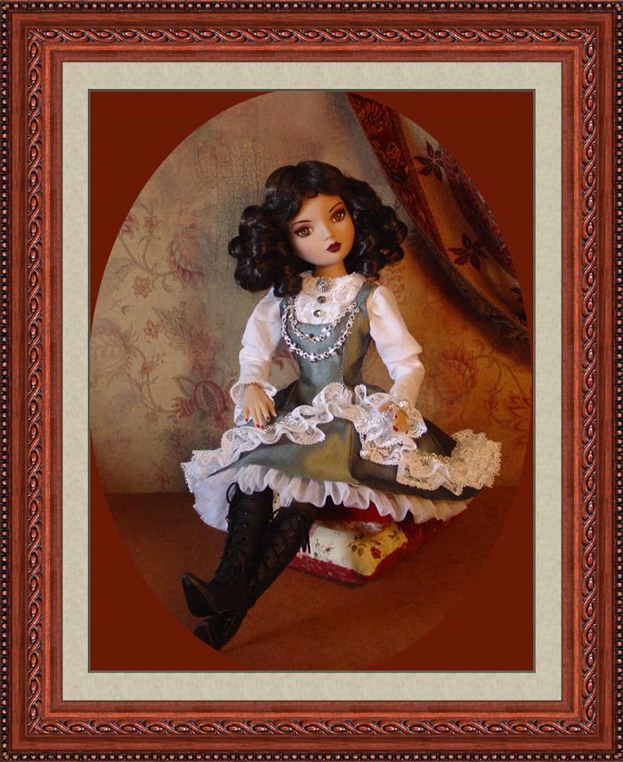 Victoria, mon Ellowyne sombre et romantique 2278146360_a375e5bd9f_o