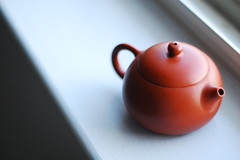 Tea in a Pot (Inside_man) Tags: stilllife tea drink teapot 50mmf18 myeverydaylife teality sooc teaart clayteapot