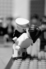 VJ Day Times Square - LEGO