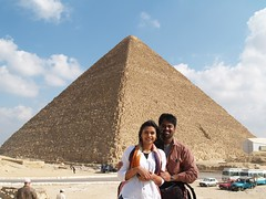 Pyramid of Khufu (akraj) Tags: vacation egypt giza khufu cheops greatpyramid misr amudha pyramidofcheops pyramidofkhufu sevenwondersoftheancientworld aegyptus thegiftofthenile