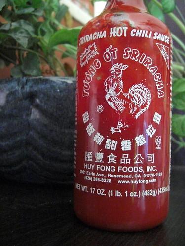 Hot Cock Sauce