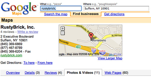 Add YouTube Videos to Google Local Profile