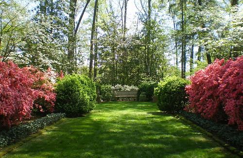 Formal Garden, Dixon Gardens
