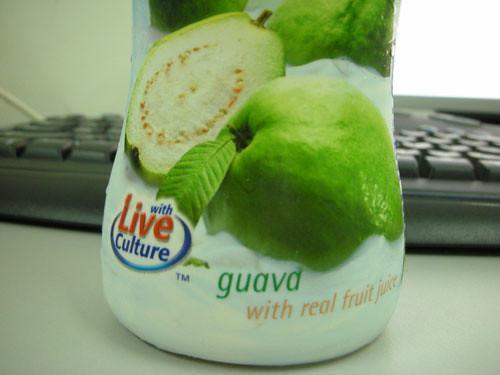 Guava Yogurt Drink