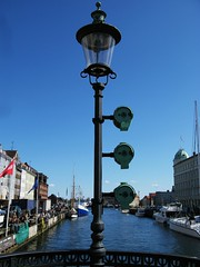 Canal Traffic Lights