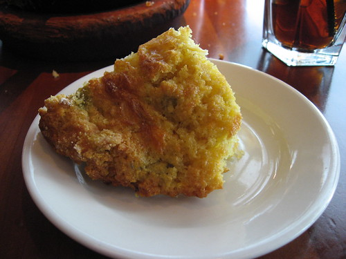 Cornbread at Bandera