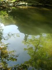 Pond (sotoz) Tags: water falls kozani kataraktes velvento metoxi aliakmonas belbento