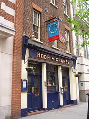 Picture of Hoop And Grapes, EC4A 4BL