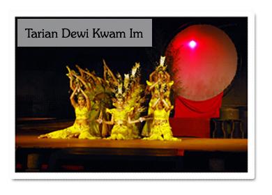 Tarian Dewi Kwam Im