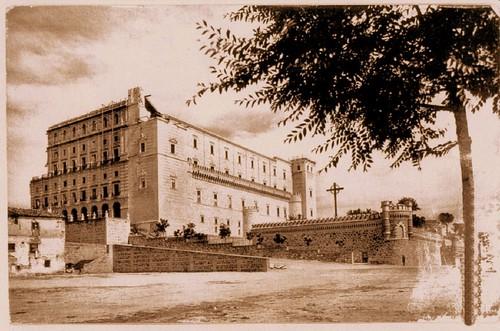 Alcázar de Toledo, España