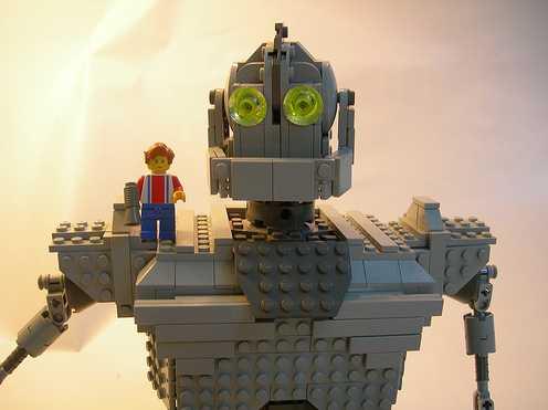 lego iron giant