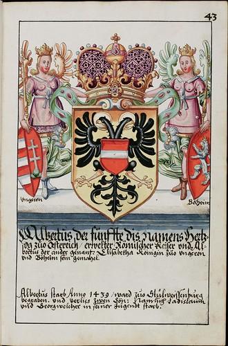 Wappenbuch des Hans Ulrich Fisch h
