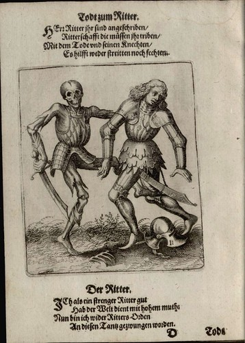 Dance of Death - Merian