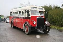 Stockport Corporation Leyland (SemmyTrailer) Tags: bus cheshire devon stockport leyland winkleigh wetc