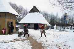 Snow in Archeon