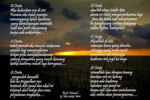 Puisi: Si Cinta
