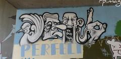 NOK (rp.mag) Tags: seattle street art one graffiti no 2009 gsb knows nok aerub aerubs rpmag