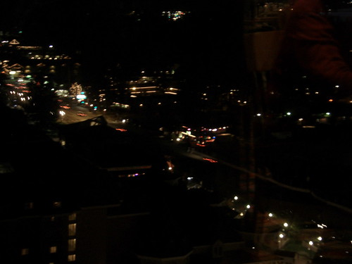 view from Harrah's