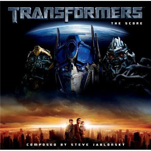 071009 - 『變形金剛 Transformers THE SCORE』電影原配樂,今天正式全球首賣