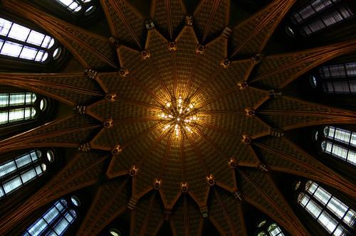 Central Dome, Budapest Parliament, 2007