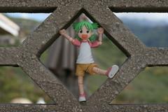 I've got an Idea! (katsuboy) Tags: anime japan toys funny manga figures yotsubato yotsuba revoltech bfigure