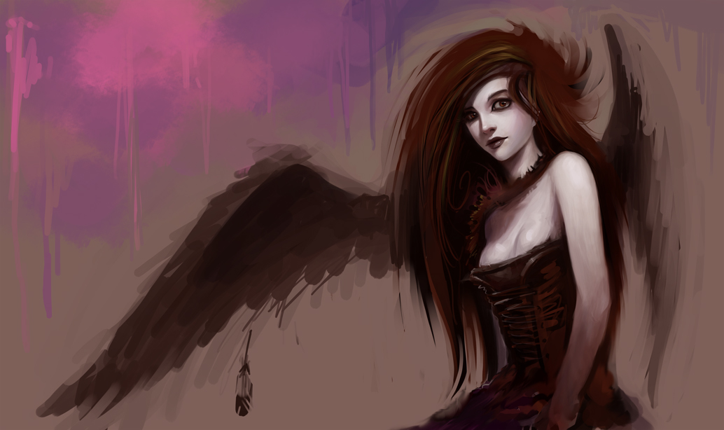 VOTING!!! Teen Challenge #36: Gothic-Angel