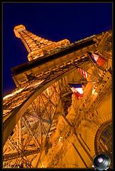 Las Vegas_Tower at Night (Stewart Ho) Tags: travel light night globalwarming impressedbeauty wowiekazowie imprewwedbeauty