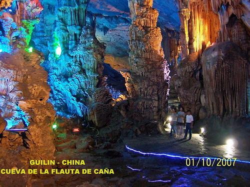 China Guilin Cuevas