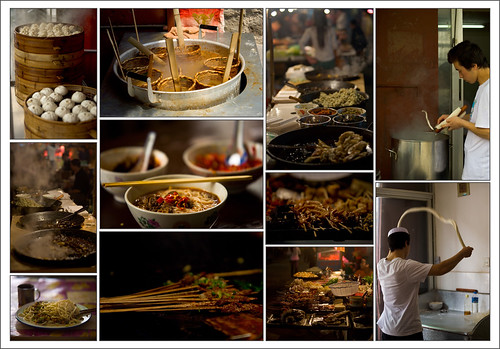 China Food Montage