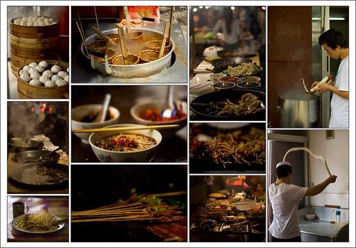 China Food Montage
