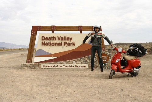 West Entrance to Death Valley
