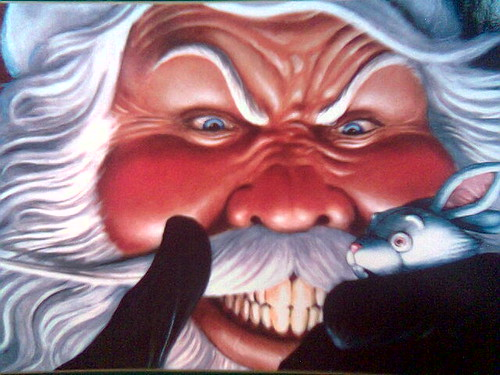 evil santa by Cubosh, on Flickr