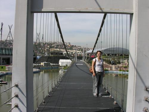 Mini Boszpousz-híd Semával