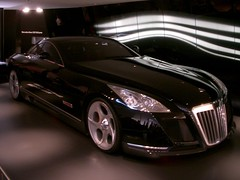 Maybach Exelero (5923) (Thomas Becker) Tags: 2005 frankfurt fulda carshow maybach messefrankfurt exelero iaa2005 internationaleautomobilausstellung automesse