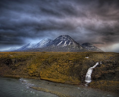 Winter is Coming (Stuck in Customs) Tags: world pictures travel winter light sunset panorama mountain snow storm mountains cold art ice nature water beautiful clouds river landscape photography photo waterfall iceland scary nikon colorful stream pretty shoot photographer shot dynamic photos gorgeous details perspective dream scenic images fresh reykjavik divine professional adventure international photograph stunning pro lonely top100 charming icy coming foreign fabulous capture hobbit technique hdr tutorial trey akureyri thehobbit artisitic wintery engaging travelphotography ratcliff flickrsbest hdrtutorial stuckincustoms stadarskali treyratcliff photocontesttnc08