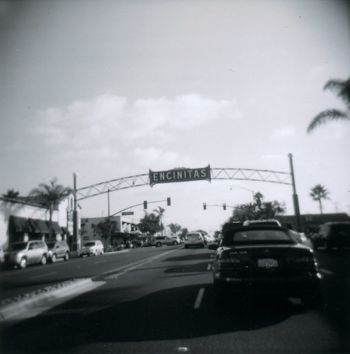 entrance to encinitas