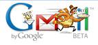 Gmail Thanksgiving Logo for 2007