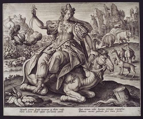 Collaert Asia 1551 - 1600
